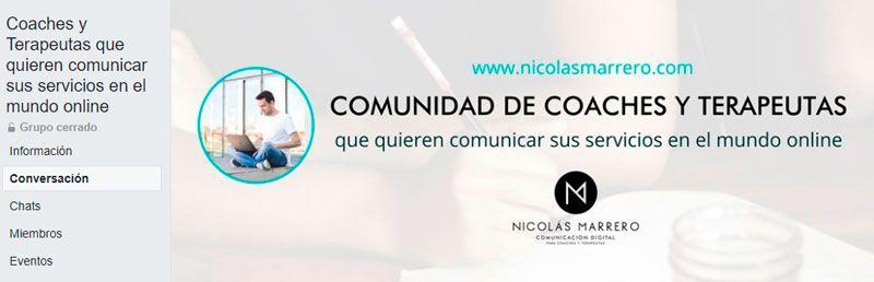 Coaches y Terapeutas que quieren comunicar sus servicios en el mundo online