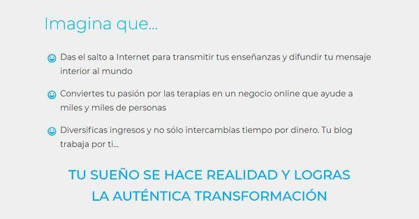Transformación en tu cliente