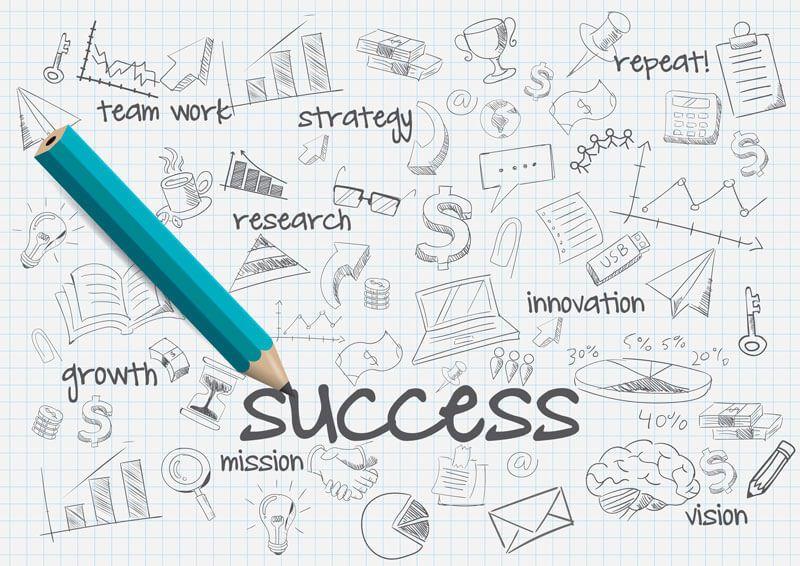 éxito-blog