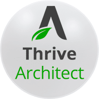 Thrive Architect constructor visual
