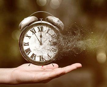 Excusa del tiempo